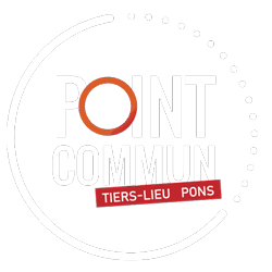 Point commun, tiers lieu à Pons